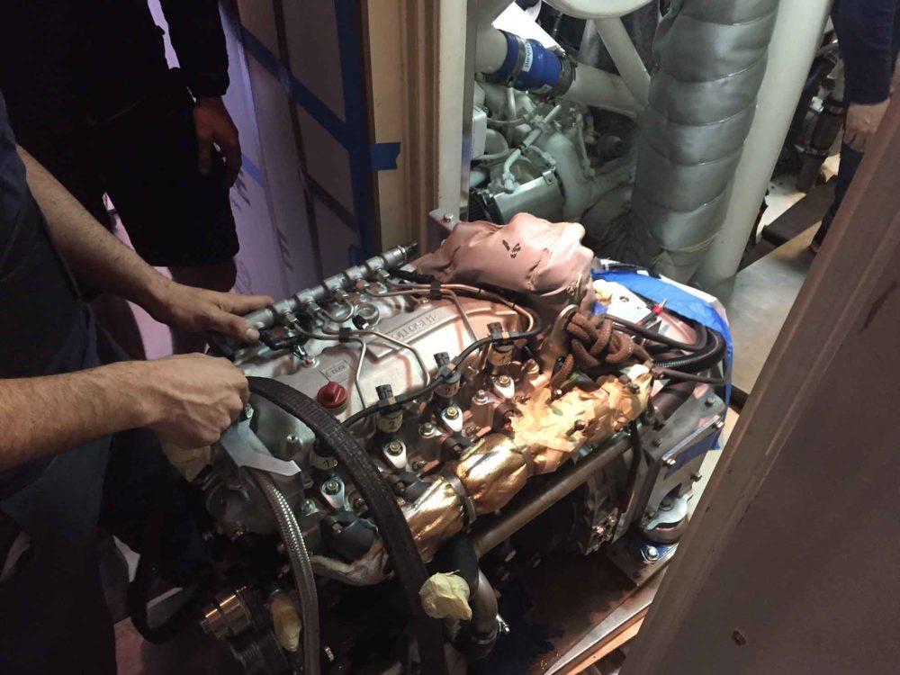 Reparación y mantenimiento motores barcos Mallorca